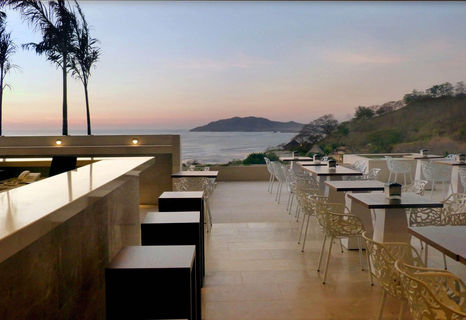 Tamarindo Wyndham Restaurant View