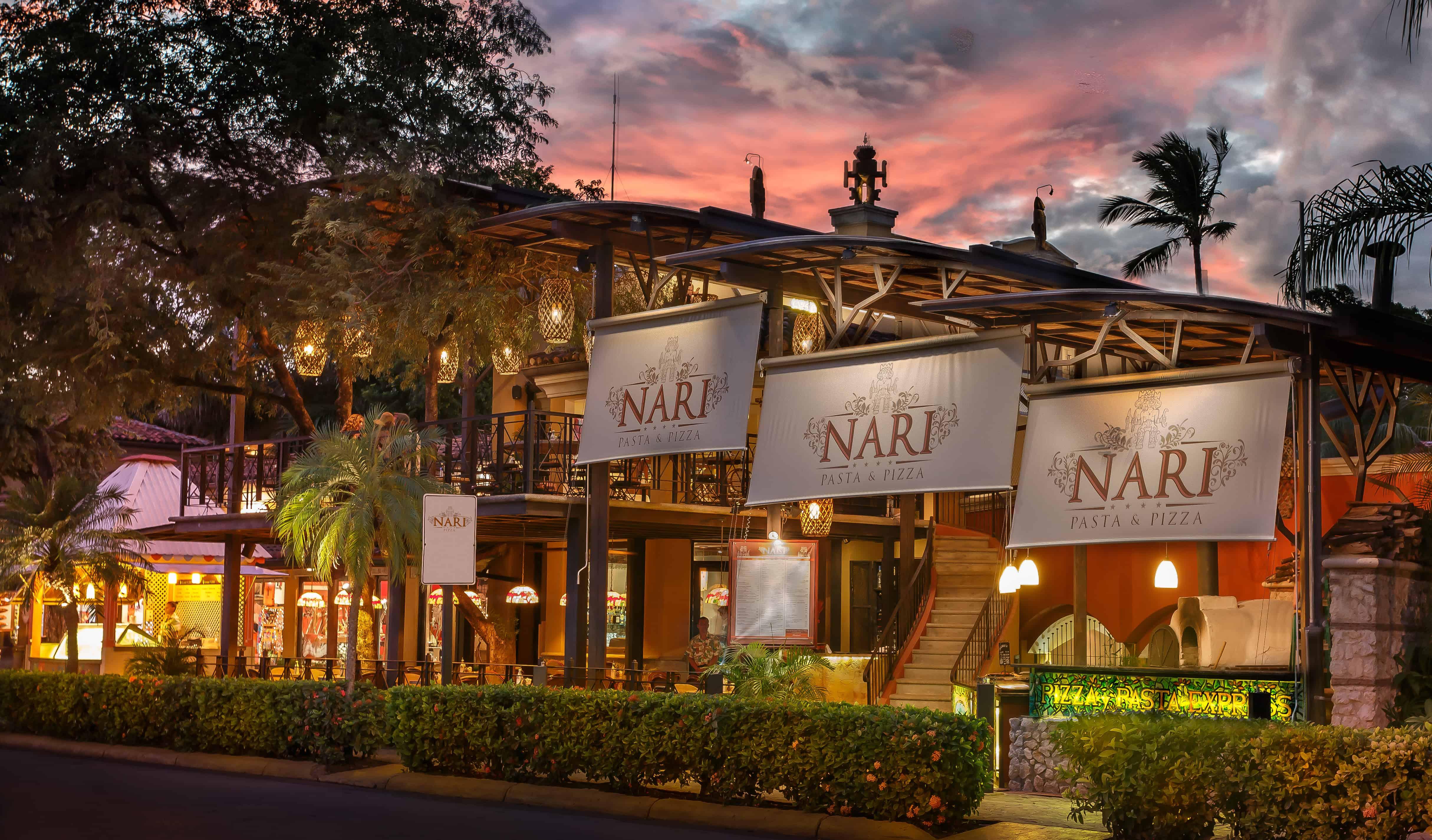 Tamarindo Diria Nari Restaurant