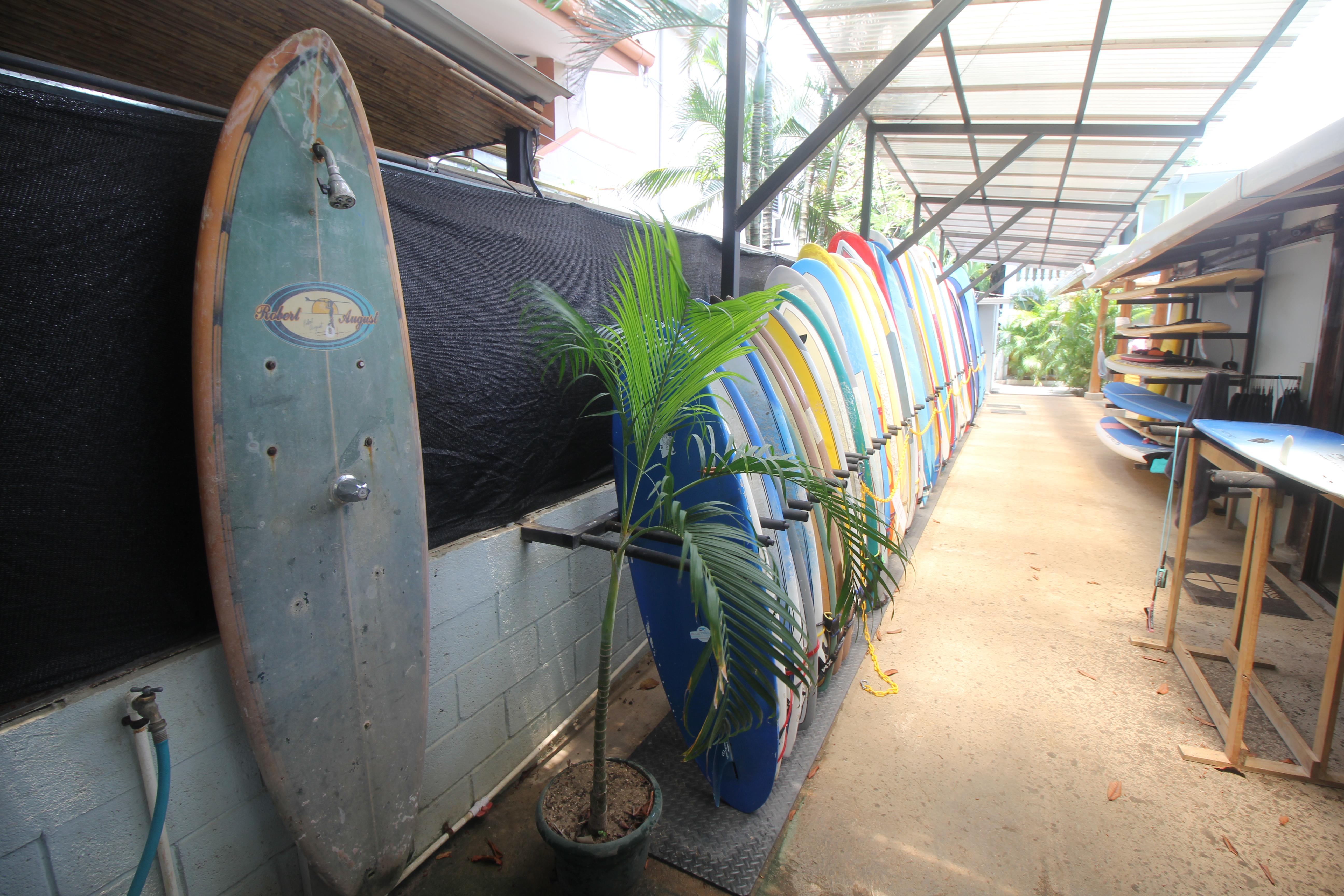 Blue Trailz Tamarindo Rental Boards
