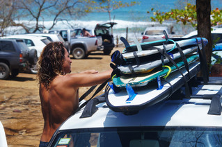 Meet one of our Blue Trailz Surf Instructors: Juan