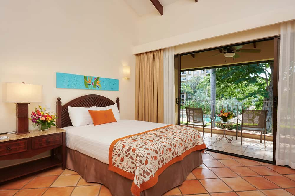 Tamarindo Diria Room Pool View Room
