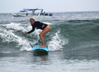 My Costa Rican Surf Experiment: 30 Days at a Surf Camp in Tamarindo - Part I