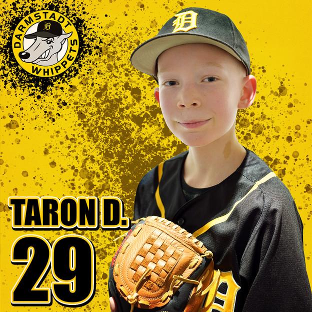 Taron D.