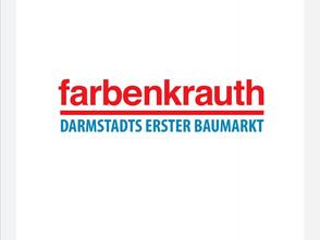 Farbenkrauth bleibt Förderer des Baseballs in Darmstadt!