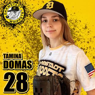 Tamina Domas