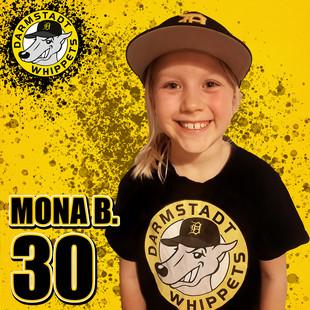 Mona B.
