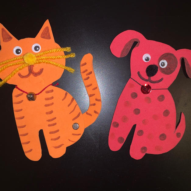 Cat & Dog Magnets