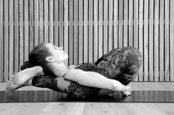 yoga nidrasana