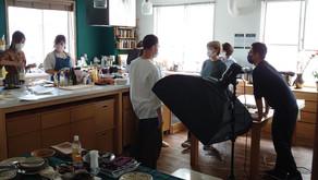 【お知らせ】主婦と生活社様のお料理本撮影でキッチンスタジオをご利用いただきました。