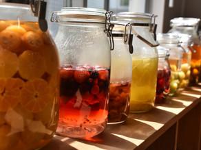 【お知らせ】白鶴酒造「手作り果実酒のための日本酒」動画撮影でキッチンスタジオをご利用いただきました。