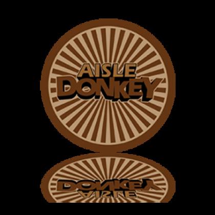 Aisle Donkey Sticker