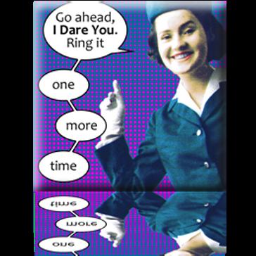 Ring It Magnet