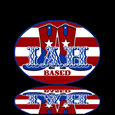 IAH Sticker