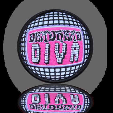 Deadhead Diva Patch