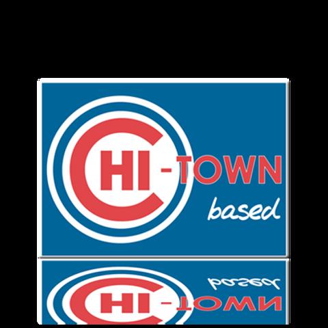 Chi-Town Sticker