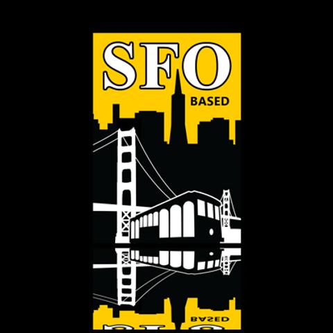 SFO Sticker