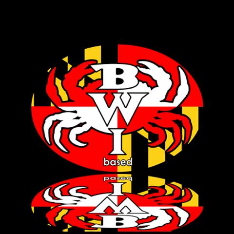 BWI Sticker