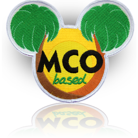 MCO Patch Natural