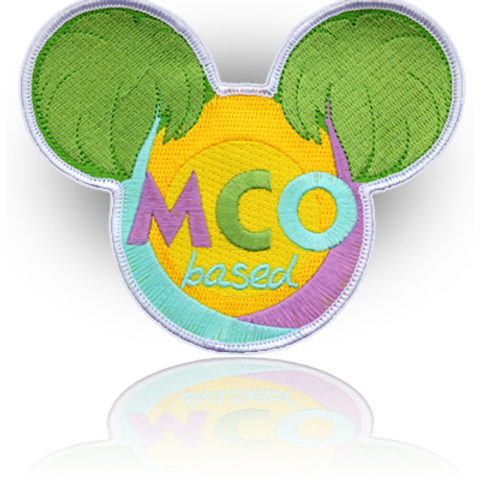 MCO Patch Pastel