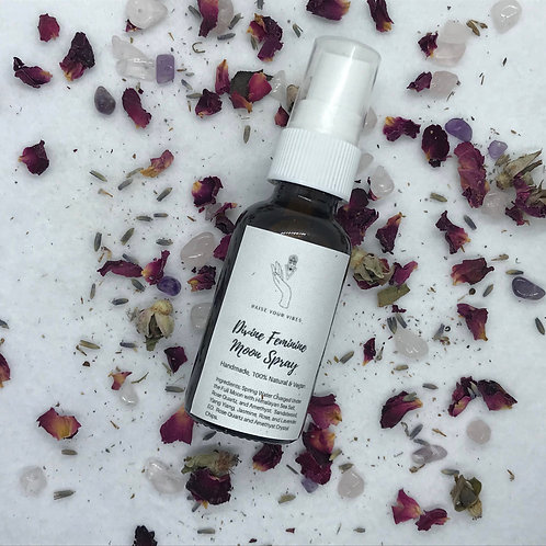 Divine Feminine Healing Moon Spray