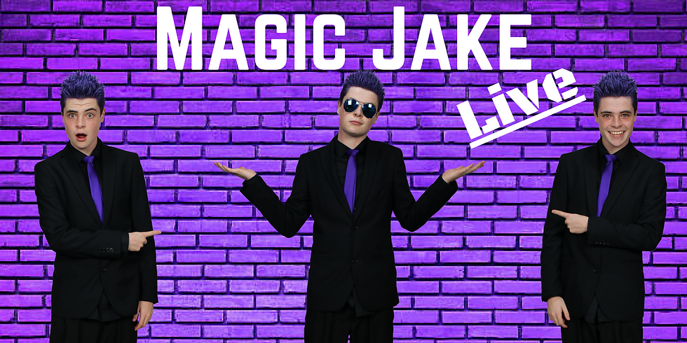 Magic Jake: LIVE! - Port Macquarie