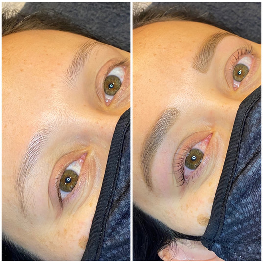 Hybrid Brow Stain
