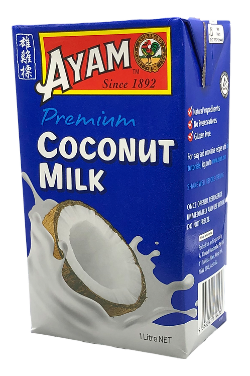 Coconut Milk 1000 ml