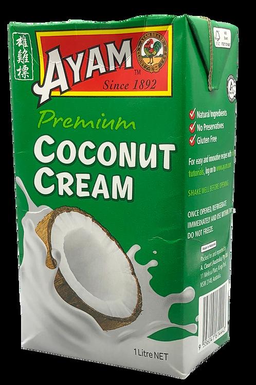 Coconut Cream 1000 ml