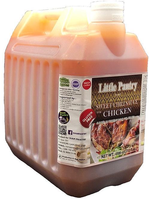 Gluten Free Sweet Chili Sauce 4500 ml
