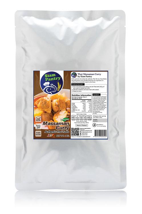 Instant Massaman Curry Sauce 1000 grams