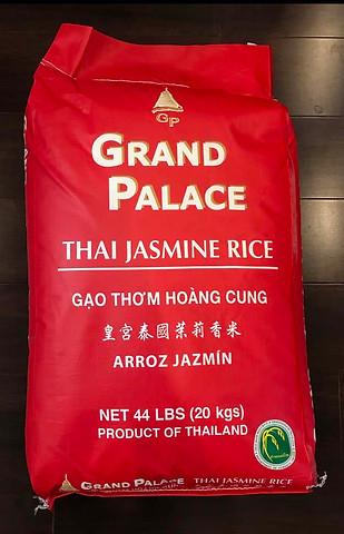 Grand Palace Hom Mali Thai Jasmine 20kgs