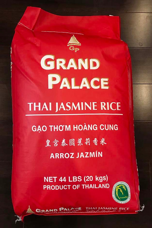 Grand Palace Thai Hom Mali Jasmine 20 kgs