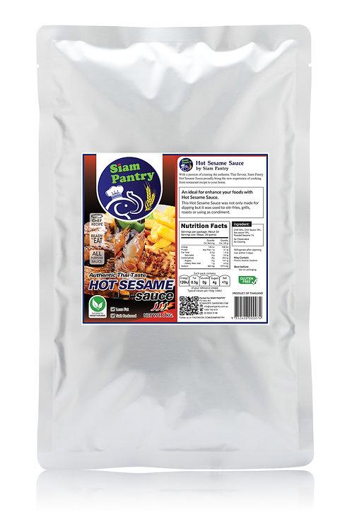 Hot Sesame Sauce 1000 grams