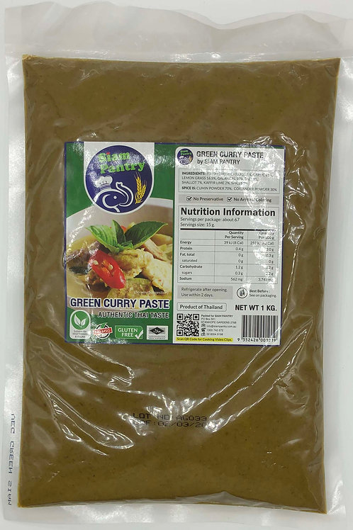 Green Curry Paste 1 kg