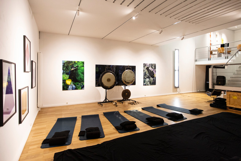Universal breath at Gallery Priska Pasquer