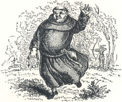 Matter of the Greenwood: Friar Tuck - Evolution