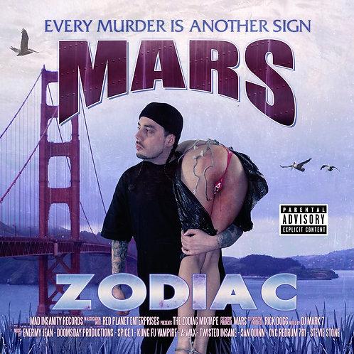 "Mars ""Zodiac"" CD"