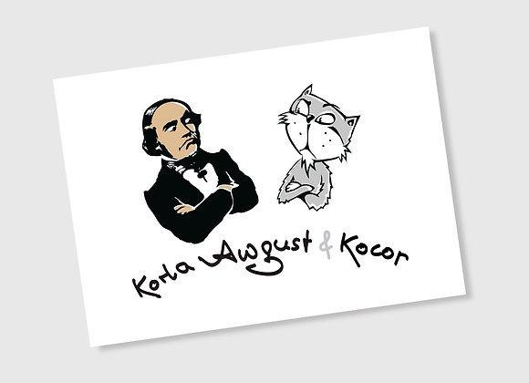 Korla Awgust & Kocor