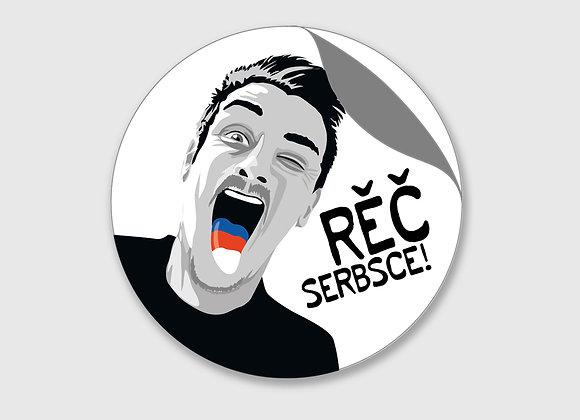 RĚČ SERBSCE!