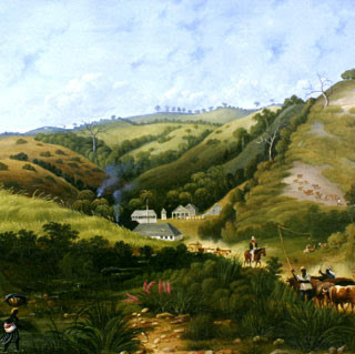 Isaac Medez-Belisario, Cocoa Walks Estate