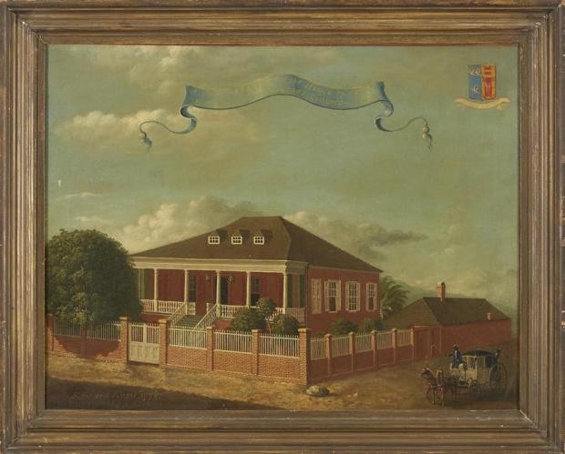 Samuel Felsted_A North East View of the