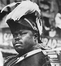Marcus Mosiah Garvey,Jr ONH