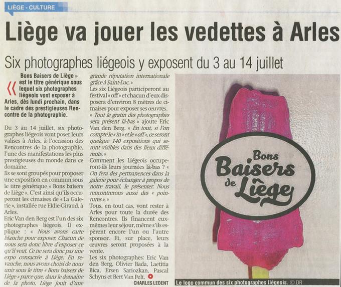 Bons baisers de Liège