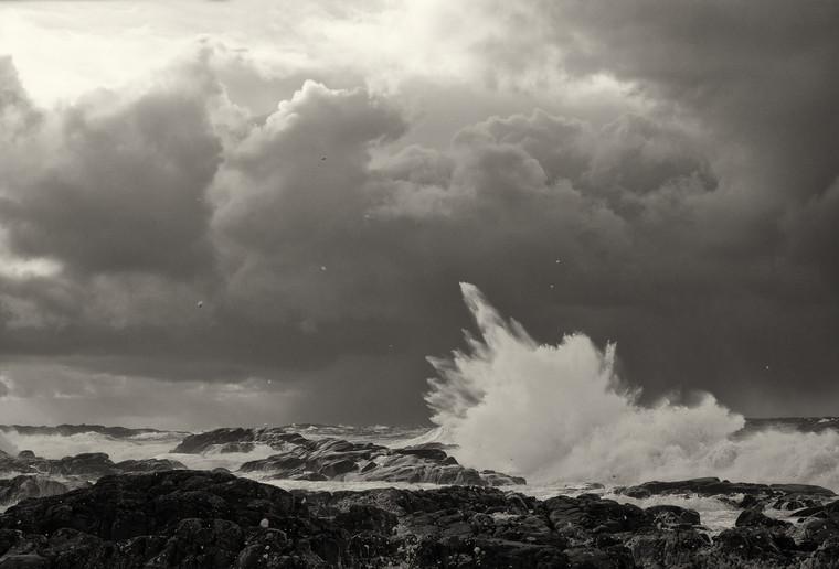 Winter Storm at Hemnes