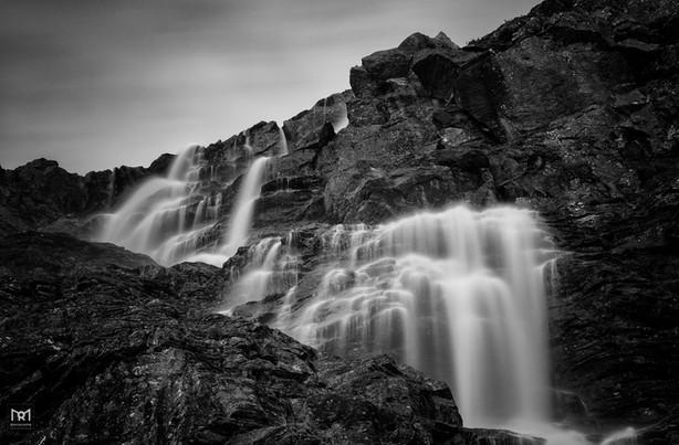Waterfall, Etne