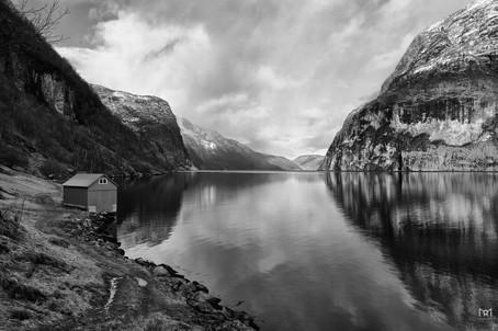 Sognefjorden, Krossnes