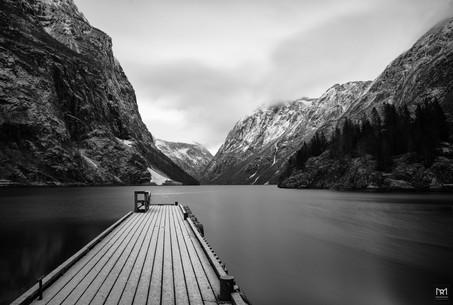 Nærøyfjorden, Gudvangen