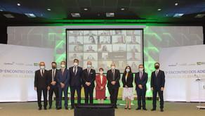 Evento reúne 27 adidos agrícolas para discutir a promoção do agro brasileiro no mundo