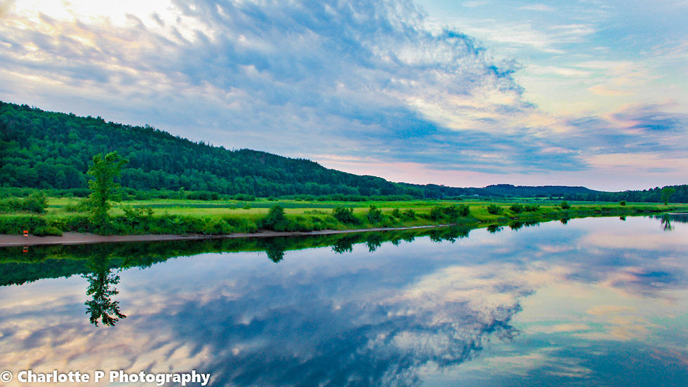 One of my favorite places in the world my home town Margaree in Nova Scotia