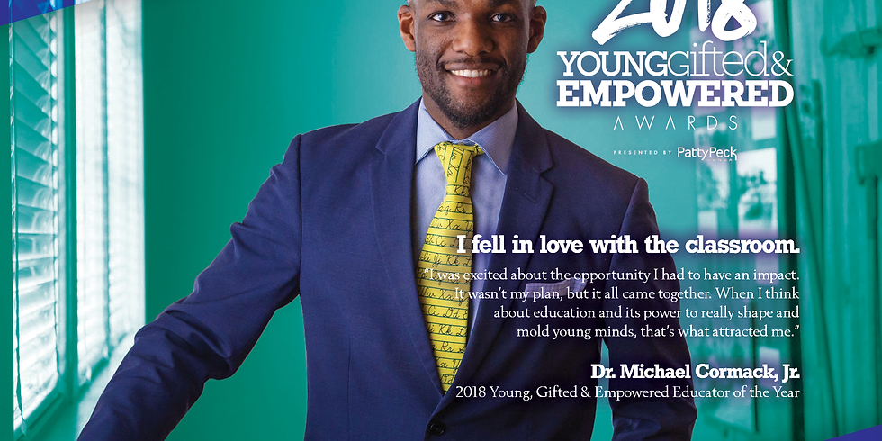 Young, Gifted & Empowered Black History Art Exhibit